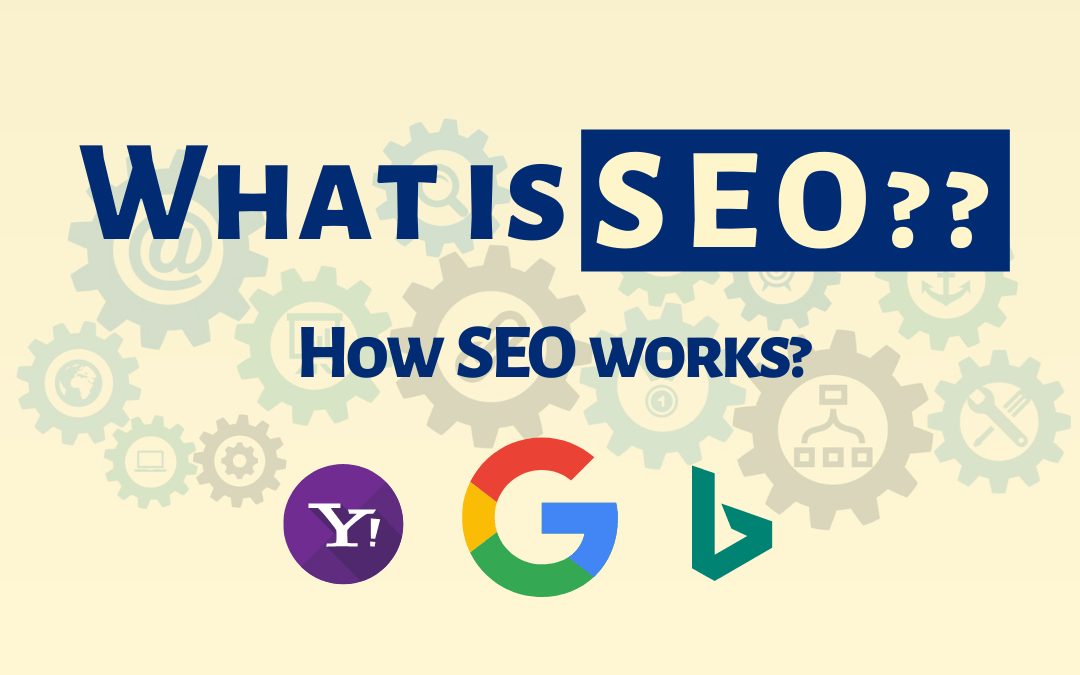 what is seo how seo works importance of seo